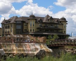 The Springs Hotel, Pagosa Springs CO