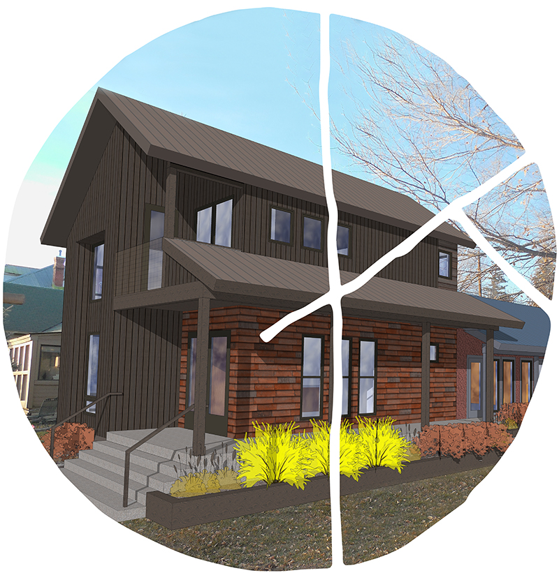 Pagosa Springs Expansion Architecture
